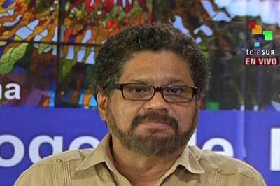 Iván Márquez, vocero de las FARC, realizó 10 propuestas para alcanzar la paz en Colombia.