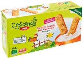 coop crescendo biscotti solubili infanzia