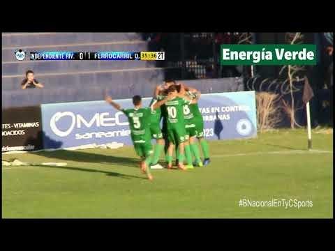 Video: Independiente Rivadavia 0 - Ferro 1