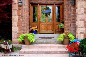 summer porch/pinkpolkadotcreations