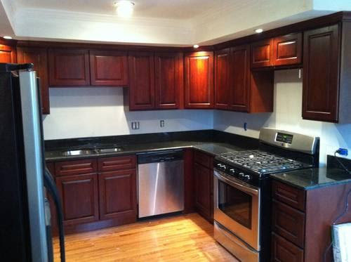 Wood Kitchen Cabinets Cherry Wood Kitchen Cabinets For Sale