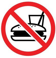 no fastfood
