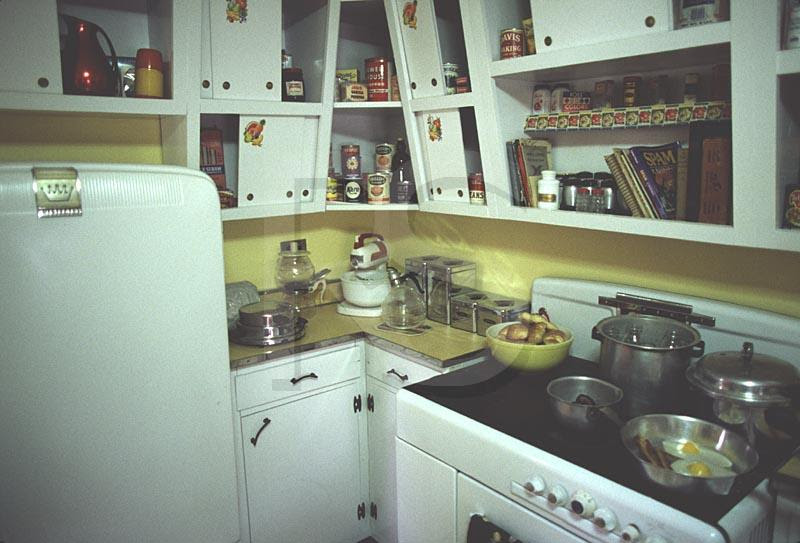 50's Kitchen 1, The Fifties Kitchen ~ Modern Design Pictures