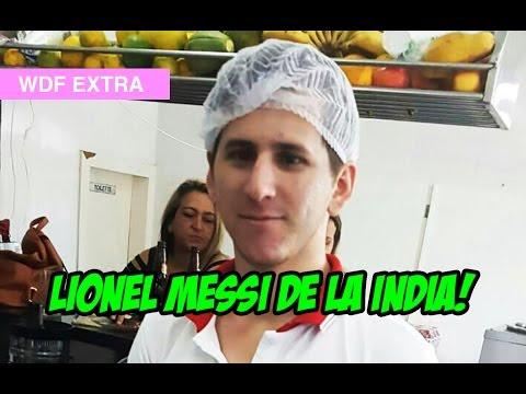 Lionel Messi De La India