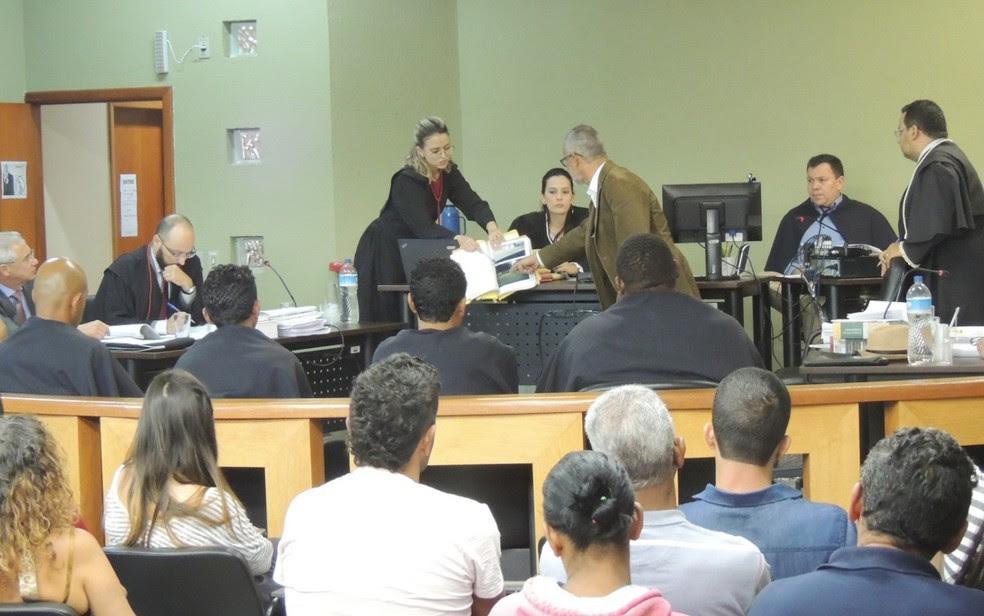 Júri popular condena a 19 anos de prisão acusado de matar prefeito de Alto Paraíso de Goiás  (Foto: Divulgação/MP-GO)