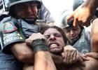 PM vai investigar qual PM lançou spray em detido (Robson Fernandjes/Estadão Conteúdo)
