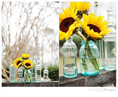 Mason Jars and Flea Markets   Virginia Wedding