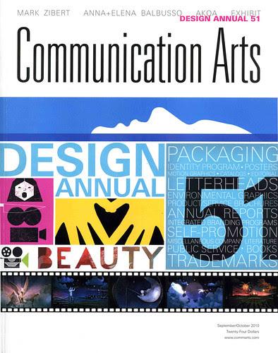 Communication Arts Annual 51