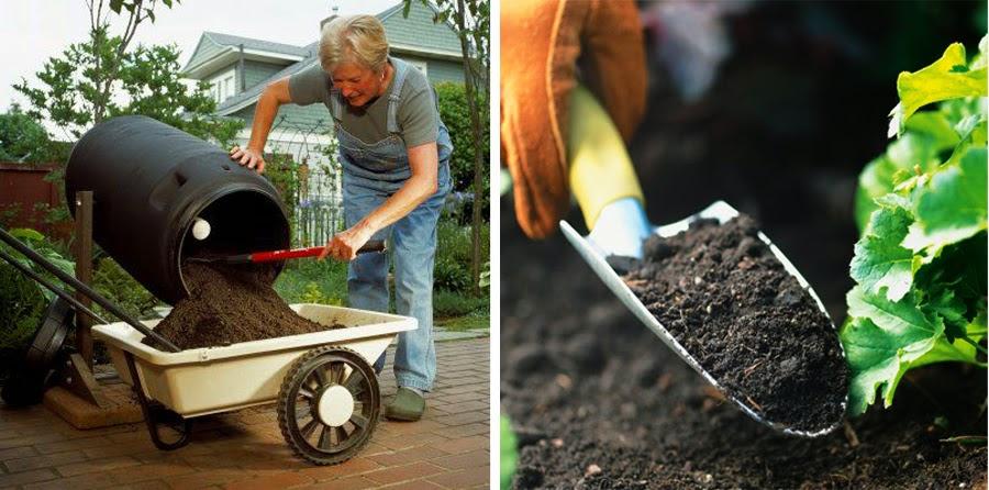 Cómo hacer tu propio abono (composta) en 18 días