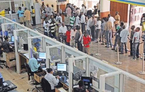 Image result for images of Nigerian banks sack 2,929 workers in three months