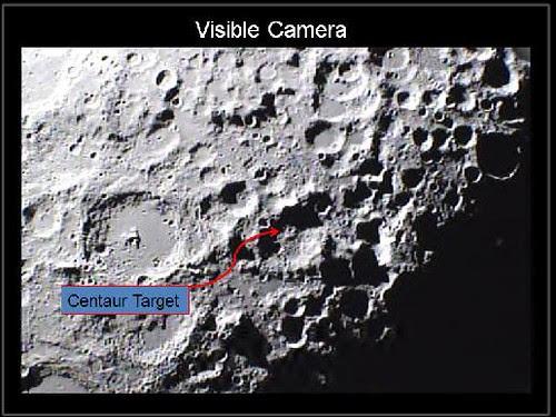 LCROSS Lands on the Moon! (NASA, Moon, 10/09/09)