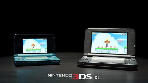 3DS XL: Nintendo sold nearly 200,000 in two days screenshot