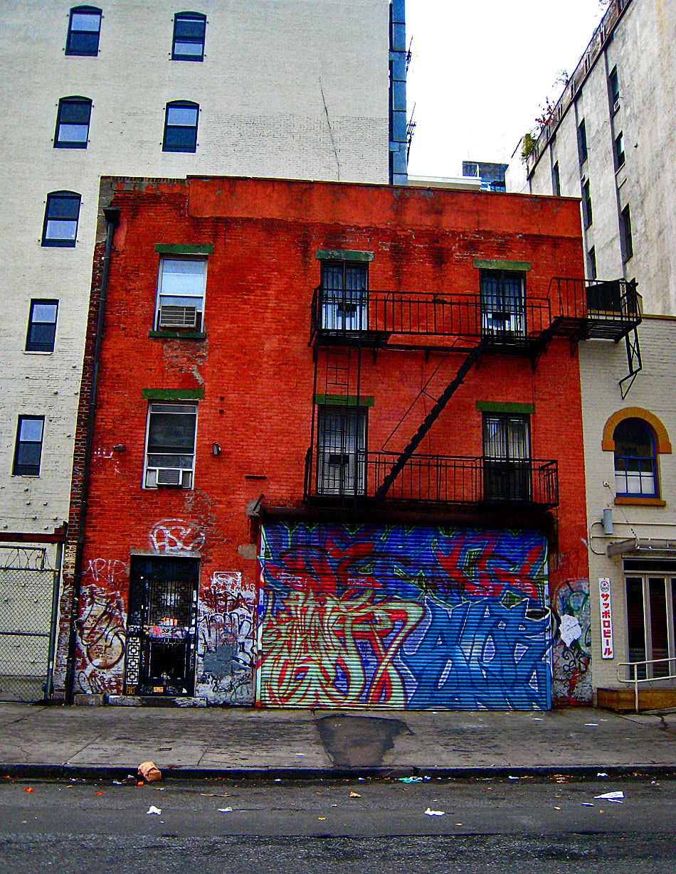 Great Jones & Bowery