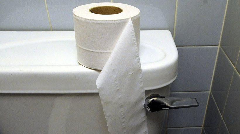 Ηλεκτρικό ρεύμα από χαρτιά τουαλέτας!
