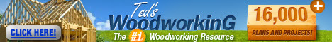 TedsWoodworking Plans and Projects