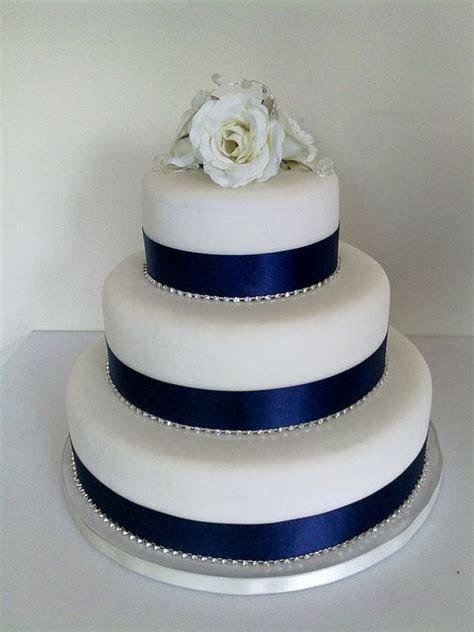 25  best ideas about Navy wedding cakes on Pinterest