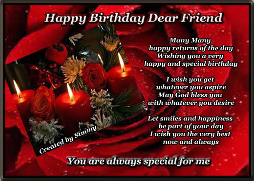 Many Many Happy Returns Of The Day Free For Best Friends Ecards