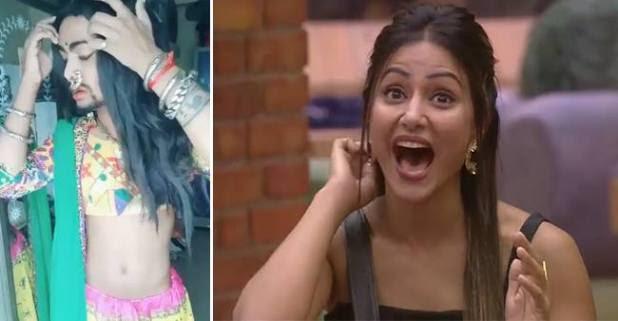 Hina Khan appreciates her Fan for trying to recreate KZK 2 Komolika
