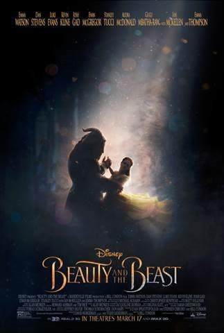 Walt Disney Studios, 2017 releases, Disney movies, Dan Stevens, Emma Watson