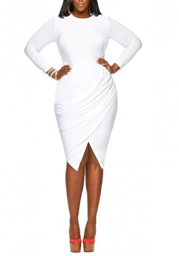 Charleston white bodycon dress long sleeve polo shirts kelowna zando