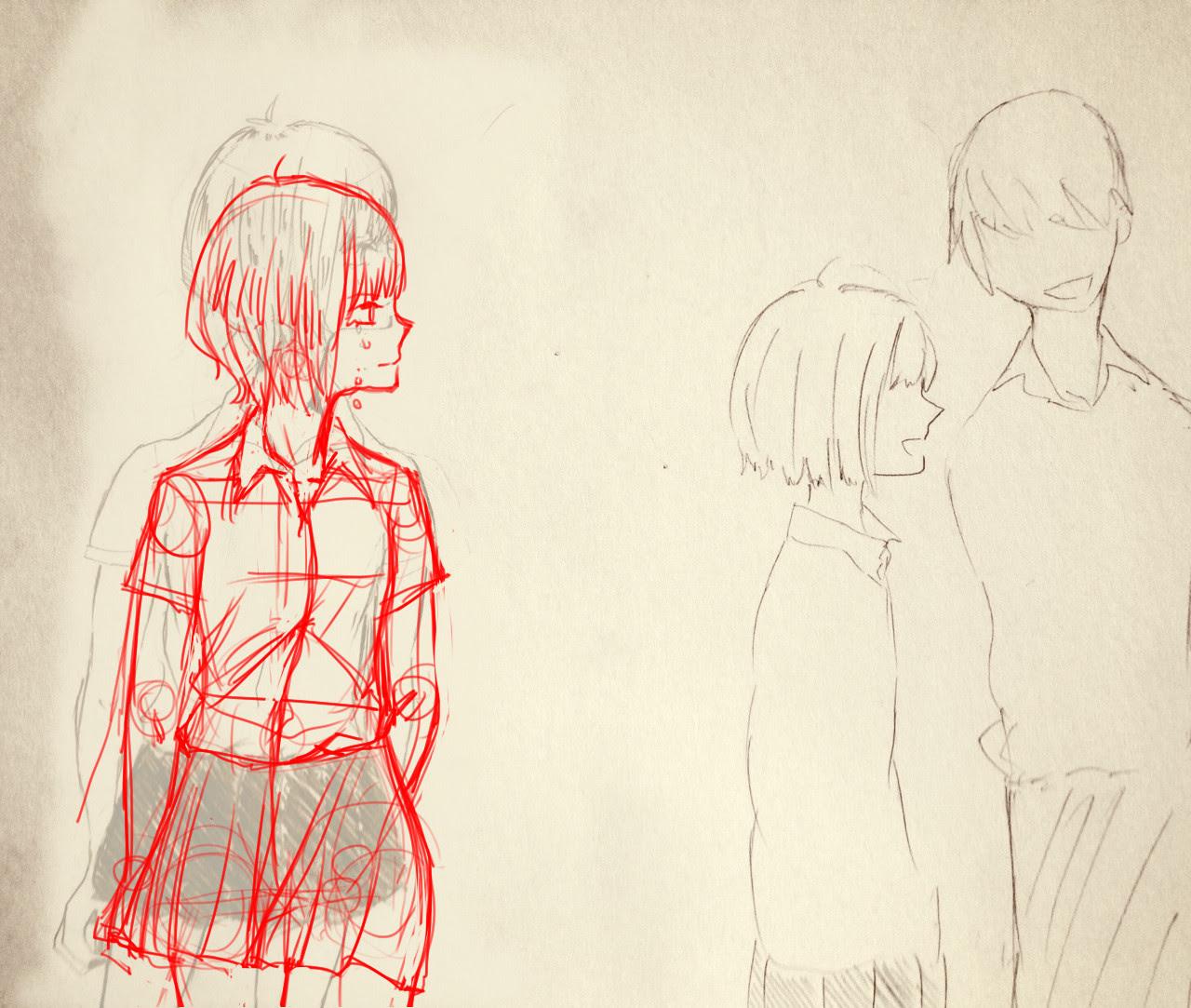 絵イラスト赤ペン添削スレアドバイス768 漫画で飯を喰っていく