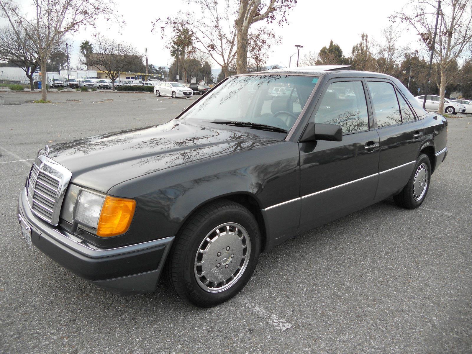 1991 Mercedes Benz 300e 4matic W124 71 400 Miles All Original No Reserve Classic Mercedes Benz 300 Series 1991 For Sale