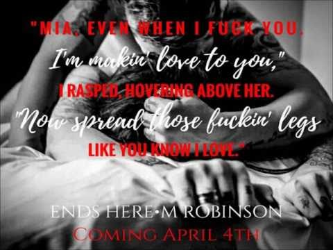 Ends Here (Road to Nowhere #2) by M. Robinson