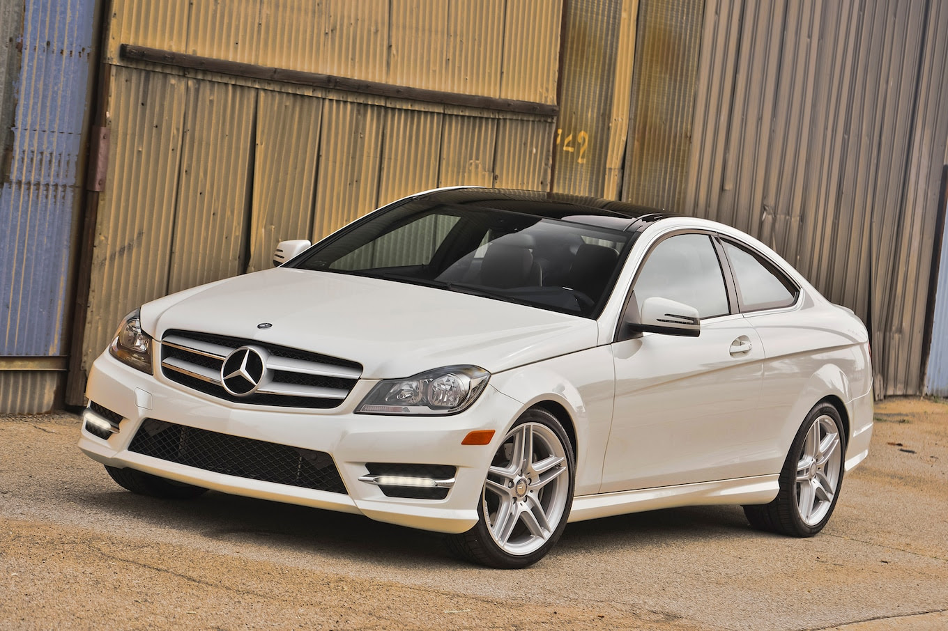 2013 Mercedes-Benz C-Class Reviews and Rating   Motor Trend