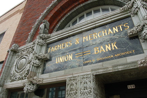 The Farmers and Merchants Union Bank