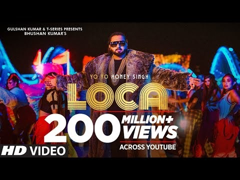 Yo Yo Honey Singh - Loca Lyrics 2020