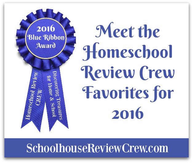 Meet the Homeschool Review Crew Curriculum Favourites for 2016