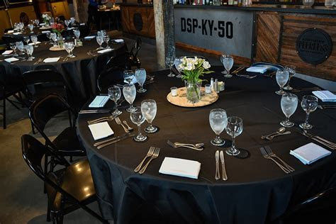 Event Space Rental Louisville Kentucky Peerless Distilling