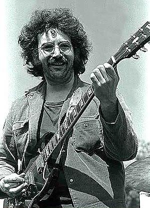 Jerry Garcia in 1969