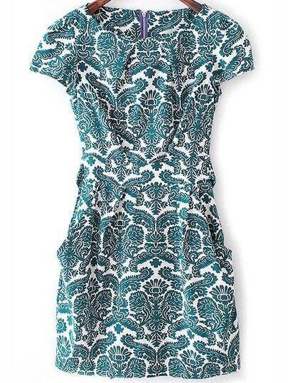 http://www.shein.com/Green-Short-Sleeve-Floral-Bow-Slim-Dress-p-213760-cat-1727.html?utm_source=truskawkowakawa.blogspot.com&utm_medium=blogger&url_from=truskawkowakawa