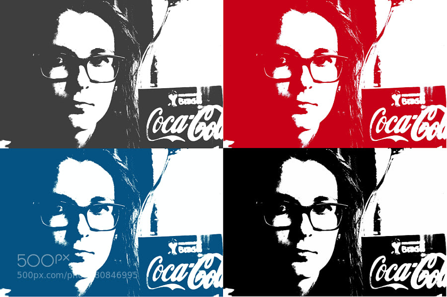 Photograph Culture Pop : Coline Cola by  Yadelair on 500px