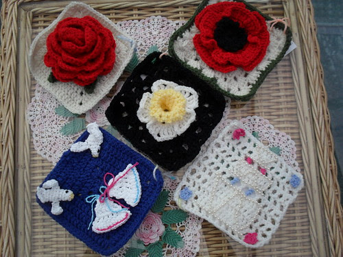 itty_bitty (USA) Your Squares arrived today! Thank You!