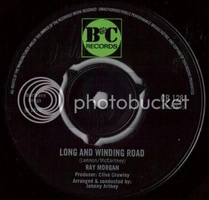 Ray Morgan - Long and Winding Road