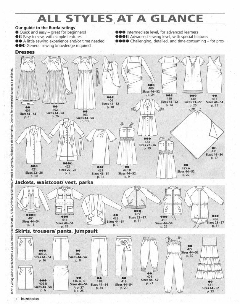 04 - BurdaStyle - PLUS Magazine Spring-Summer 2013