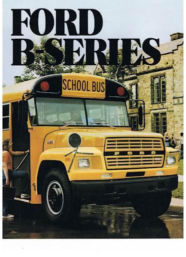 1982 FORD B-Series (FTO-8320-8)