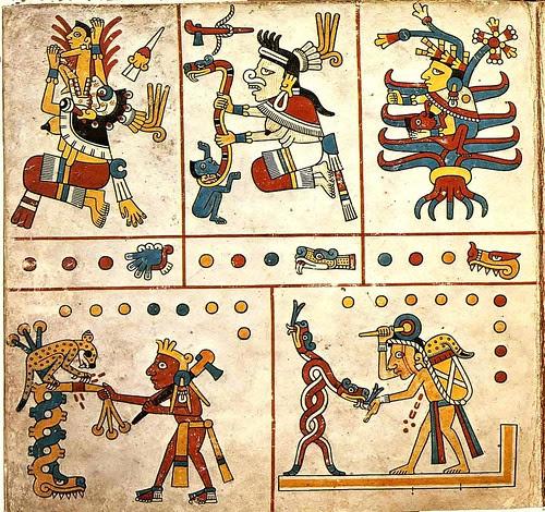 Codex Fejervary Mayer (famsi) f