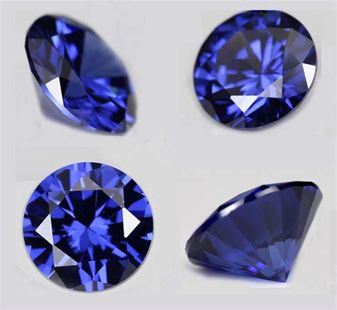 mm  cz gems stone  blue gemstone synthetic tanzanite prices tanzanite rough buy