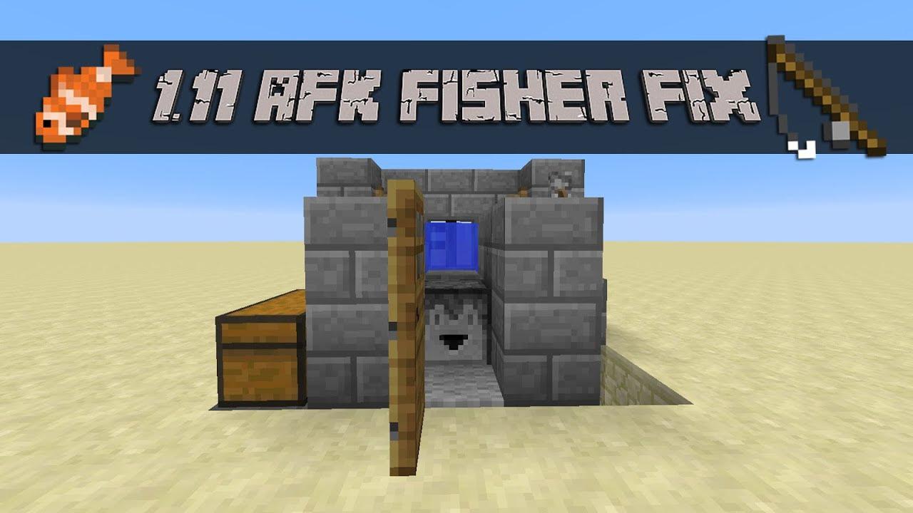 1.11 (16w33a): Automatic Fish Farm Fix! via /r/Minecraft ...