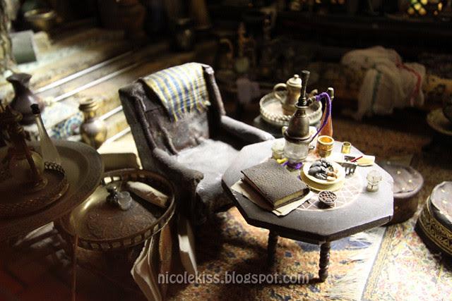 mini lounge chair