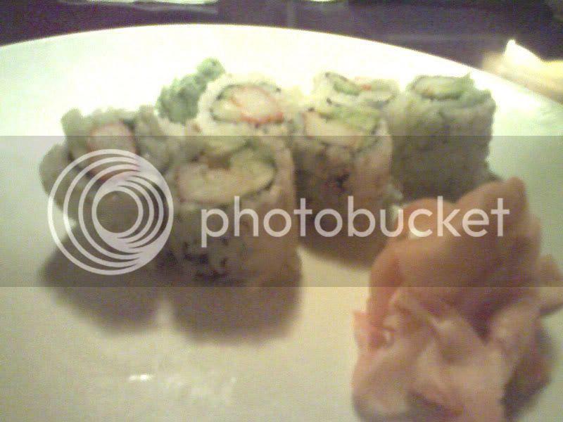 Bayridge Sushi California Roll