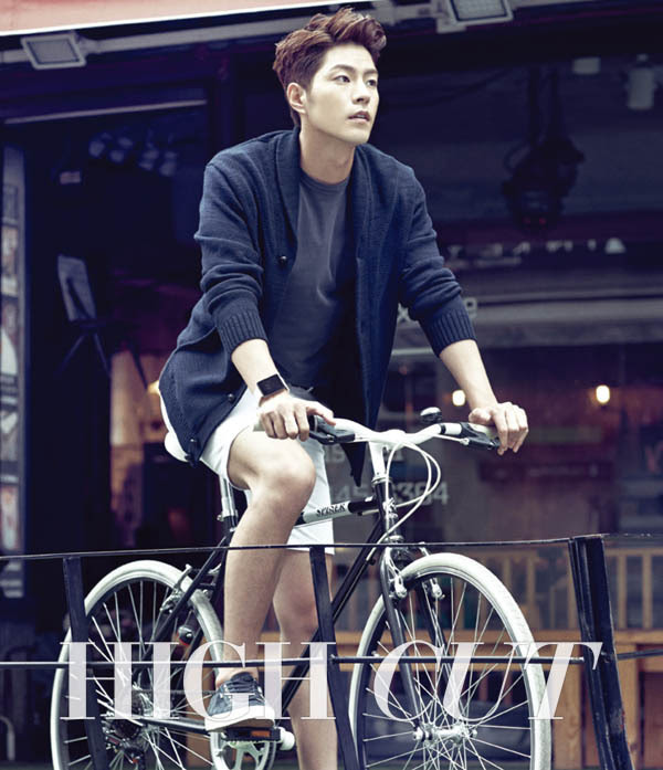 Hong Jong Hyun - High Cut Magazine Vol.131