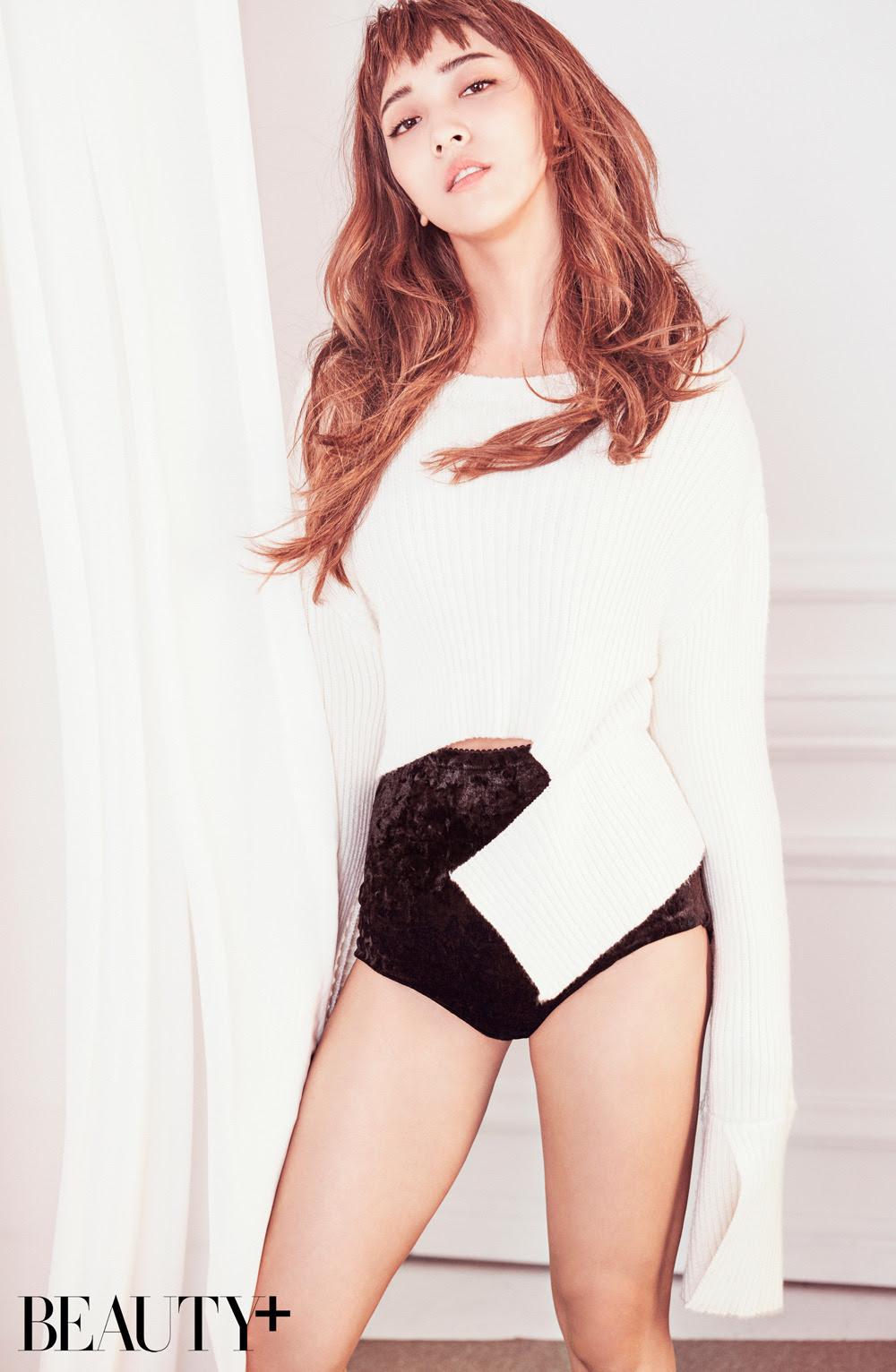 Luna ( F(x) ) - Beauty+ Magazine November Issue '16