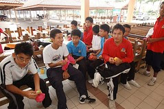 English Language Camp 2008 SMK Taman Rinting 2...