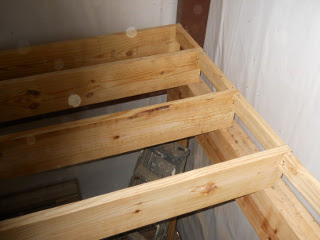 2x4 Blocks Between Joists