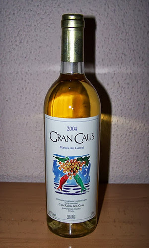 Gran Caus blanco 2004