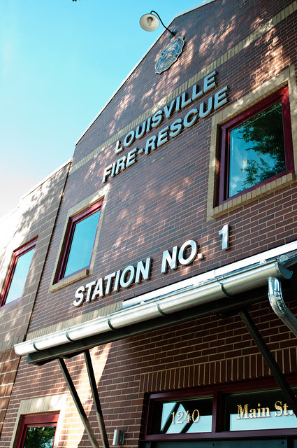 We Remember, 9.11: Louisville Fire District